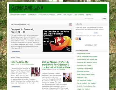 greenbeltlive